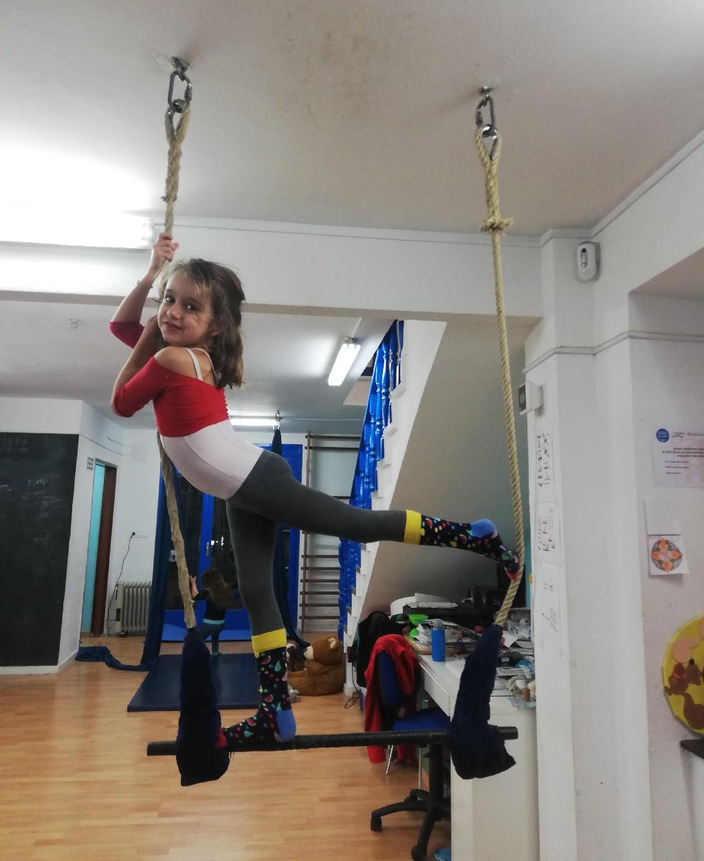 Curs 2021 - 2022 Curs de circ Infantil per mainada de 3 fins a 6 anys
